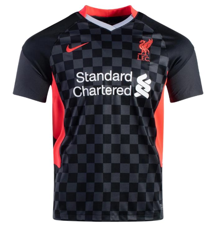 Nike Men's Liverpool F.C. Stadium Third Jersey- CZ3197-060
