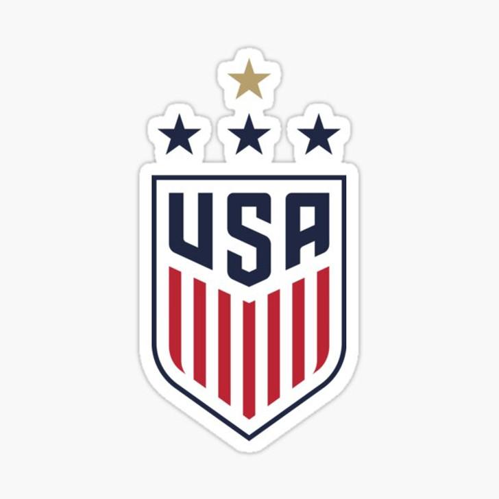 USA Women's National Team Sticker