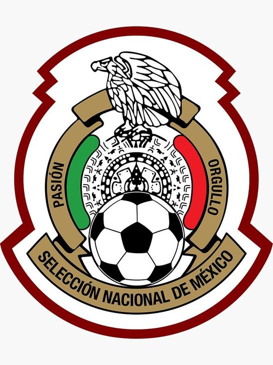 Mexico National Team Sticker (121420)