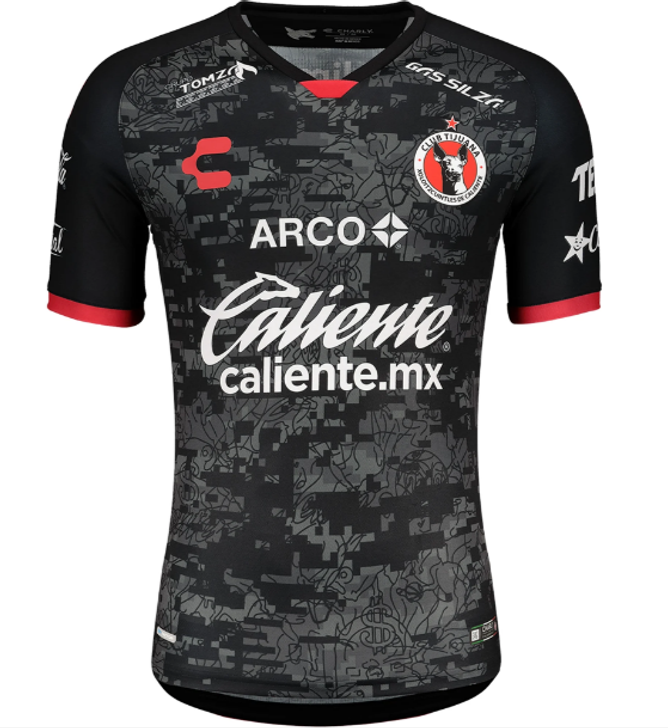 Charly Youth Club Xolos de Tijuana Home 20/21 Jersey- 5018634