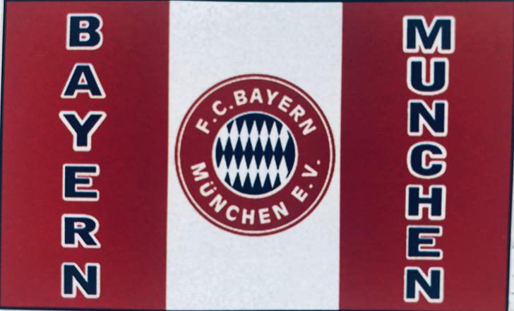 Bayern Munchen Fan Flag- (121720)
