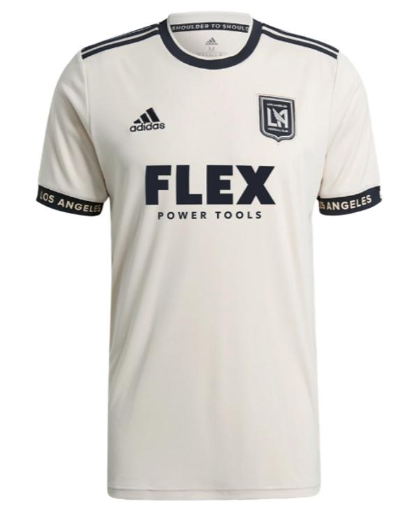 Adidas LAFC Away 20/21 Replica Jersey- H36990