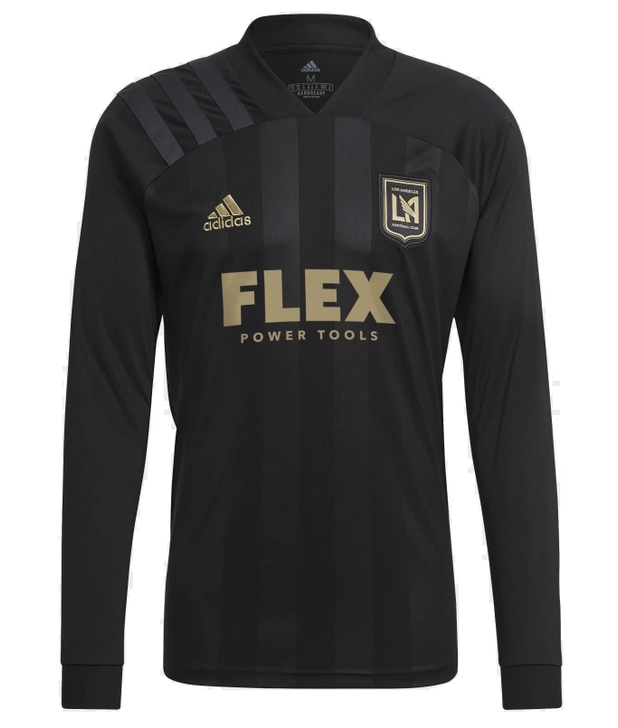 Adidas LAFC  Home 20/21 Long Sleeve Jersey H37021