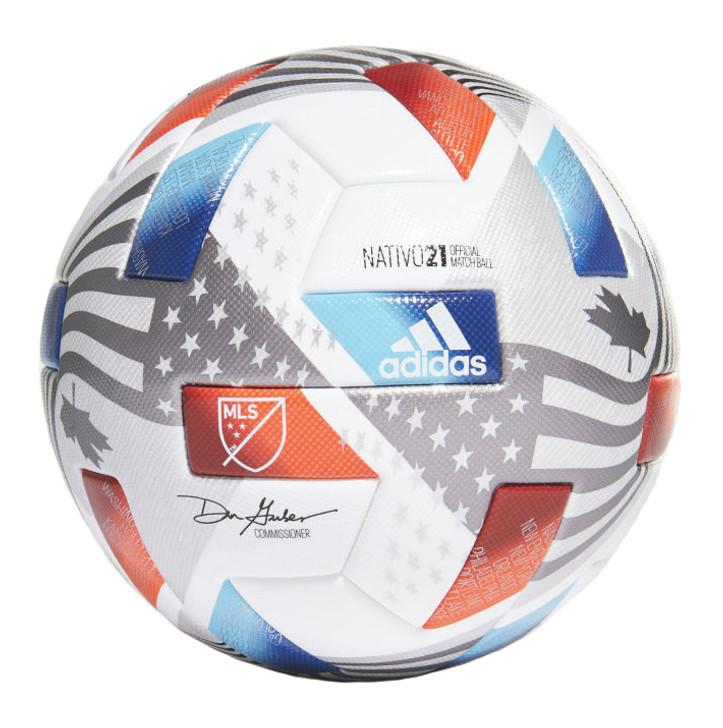 Adidas MLS Pro Soccer Ball GK3504