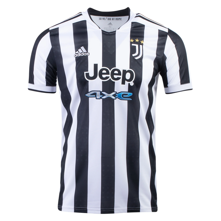 Adidas Juventus Home 21/22 Replica Jersey- GS1442