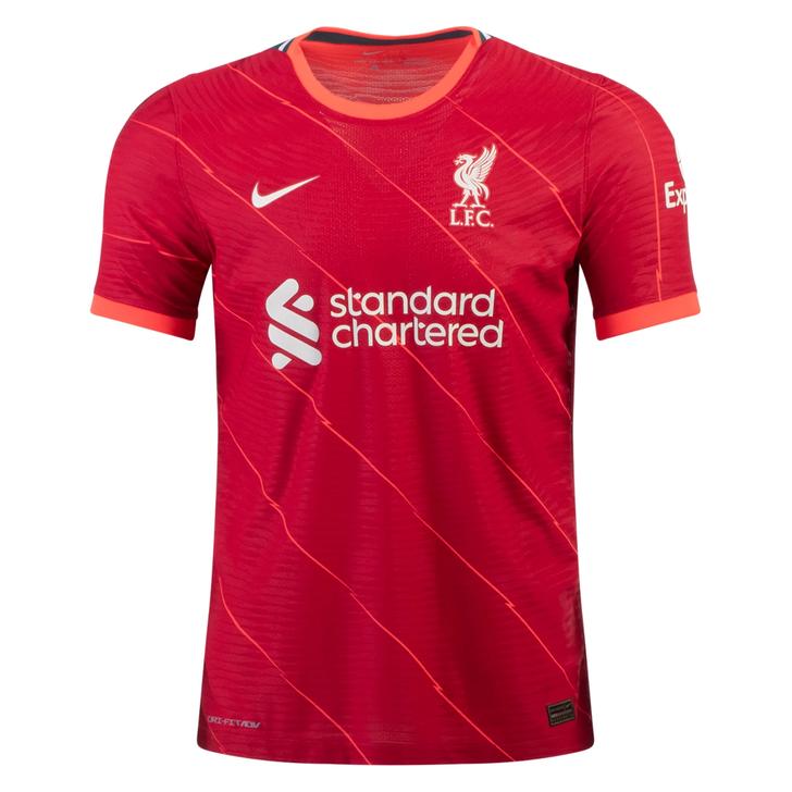 Nike Liverpool FC 2021/22 Match Home Jersey (052721)