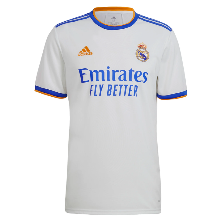 Adidas Real Madrid 21/22 Home Replica Jersey (060721)