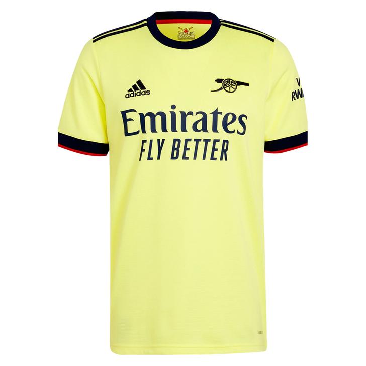 Adidas Men's Replica Arsenal Away Jersey 21/22 (060721)