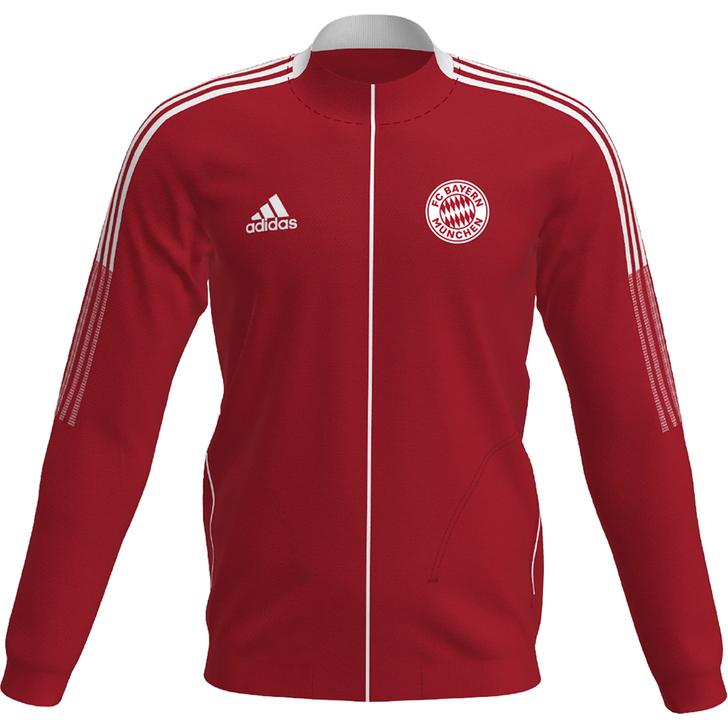 Adidas Bayern Munich Anthem Jacket 21/22