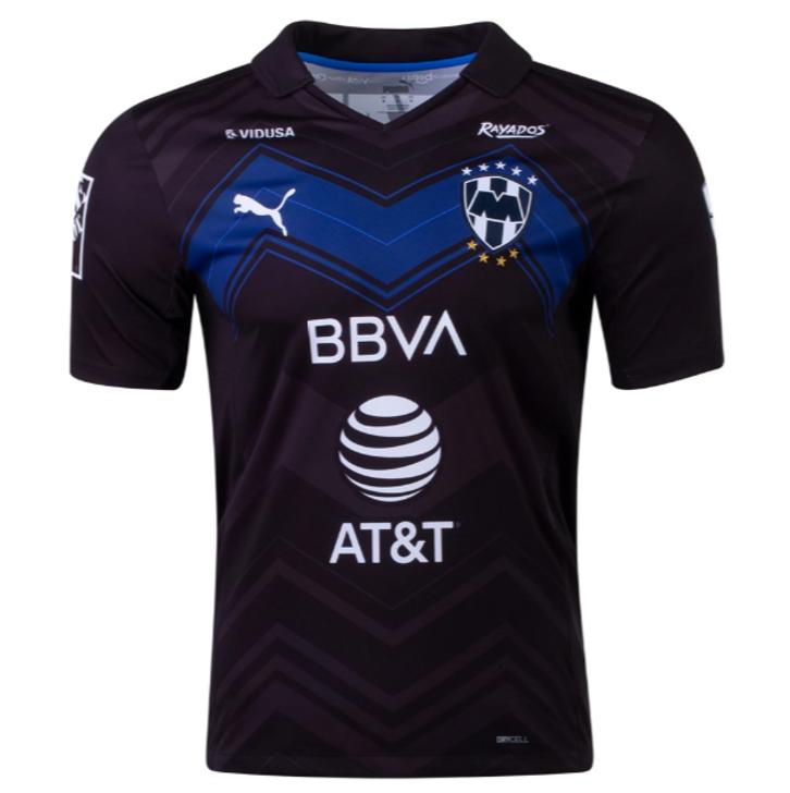 Puma Men's C.F. Monterrey Third 21/22 Jersey- 763135-01