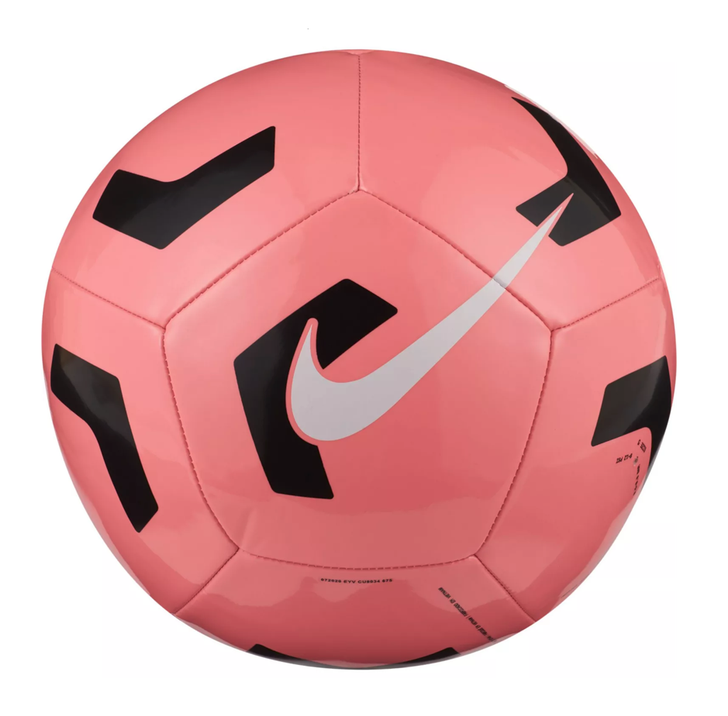 Nike Pitch Training Soccer Ball - Sunset Pulse/Black/White (101121)
