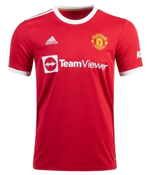 Adidas Men's Replica Manchester United Home Jersey 21/22