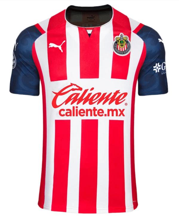 Puma Men's Chivas Home 21/22 Jersey