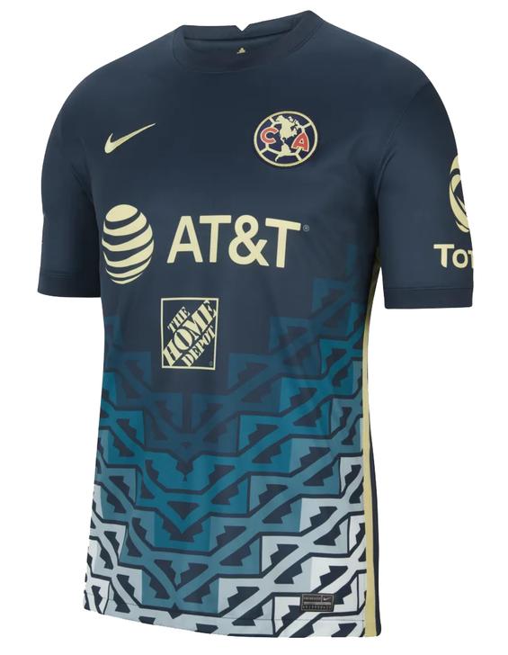 Nike Club America Away Jersey 21/22