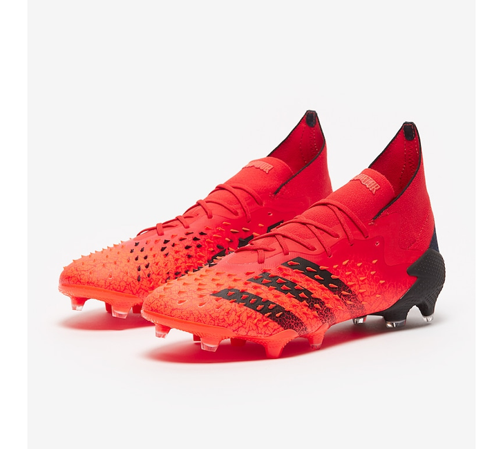 Adidas Predator Freak .1 Red/Core Black/Solar (072021)