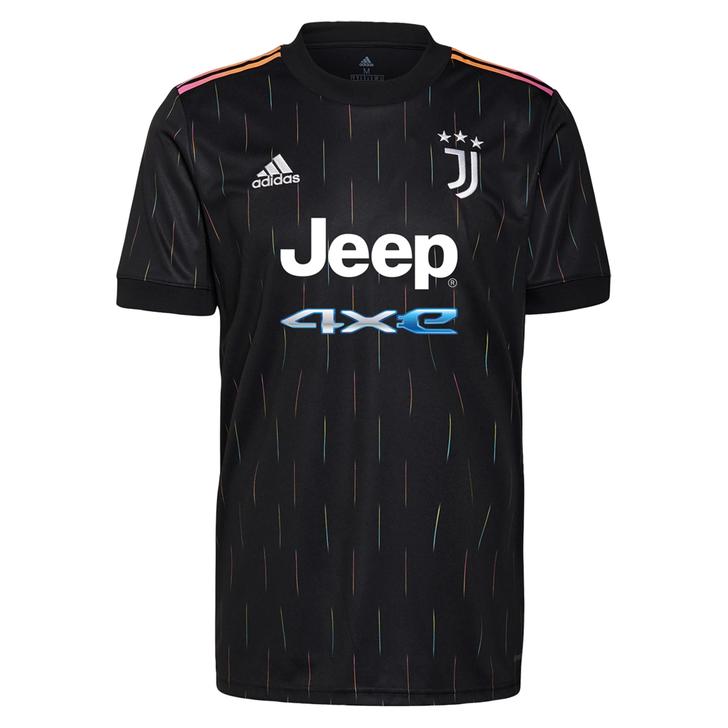 Men's Replica Adidas Juventus Away Jersey 21/22 (101221)