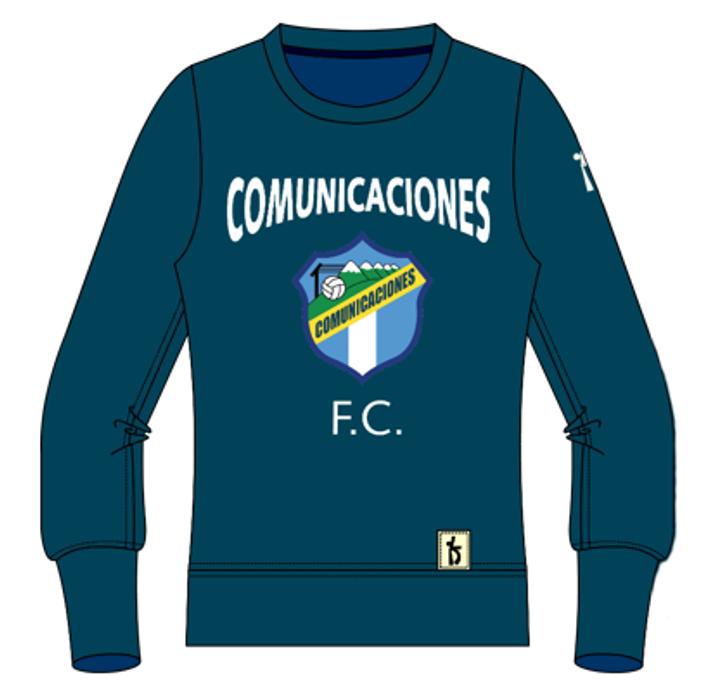 Licencias Deportivas Communicaciones F.C. Sweatshirt- LDCOM204