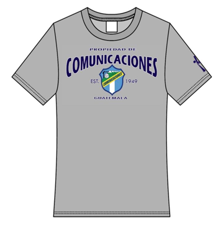 Licencias Deportivas Communicaciones F.C. Propiedad T-Shirt- LDCOM205