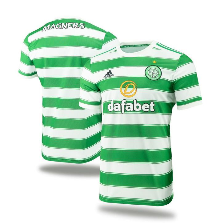 Celtic Mens 2021/22 Home Shirt (082121)