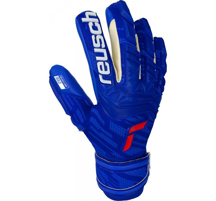 REUSH ATTRAKT FREEGEL GOLD FINGER SUPPORT Goalkeeper Gloves