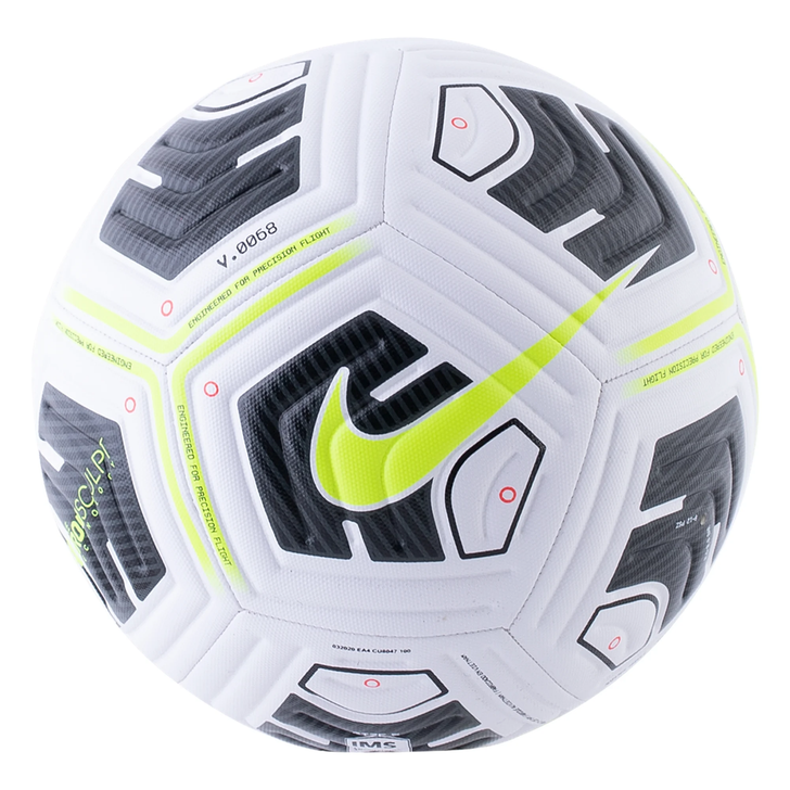 Nike Academy Team Soccer Ball Volt (082321)
