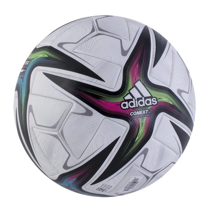 Adidas Conext 21 Pro Ball - White/Black/Shock Pink/Signal Green (100921)
