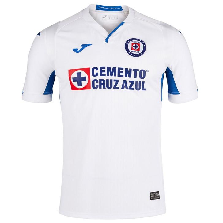 Joma Men's Cruz Azul Replica 21/22 Away Jersey- BA102349A207