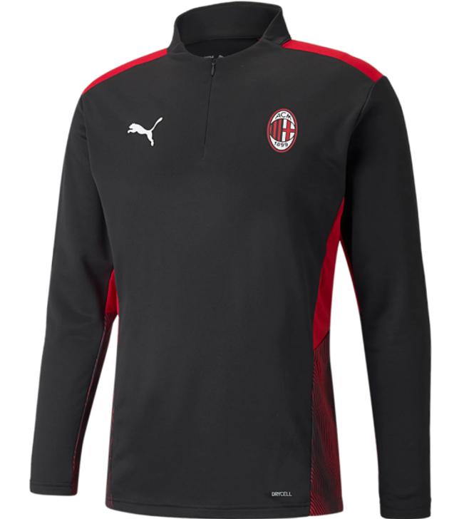 Puma Men's AC Milan Training 1/4 Zip Top- 765115-05