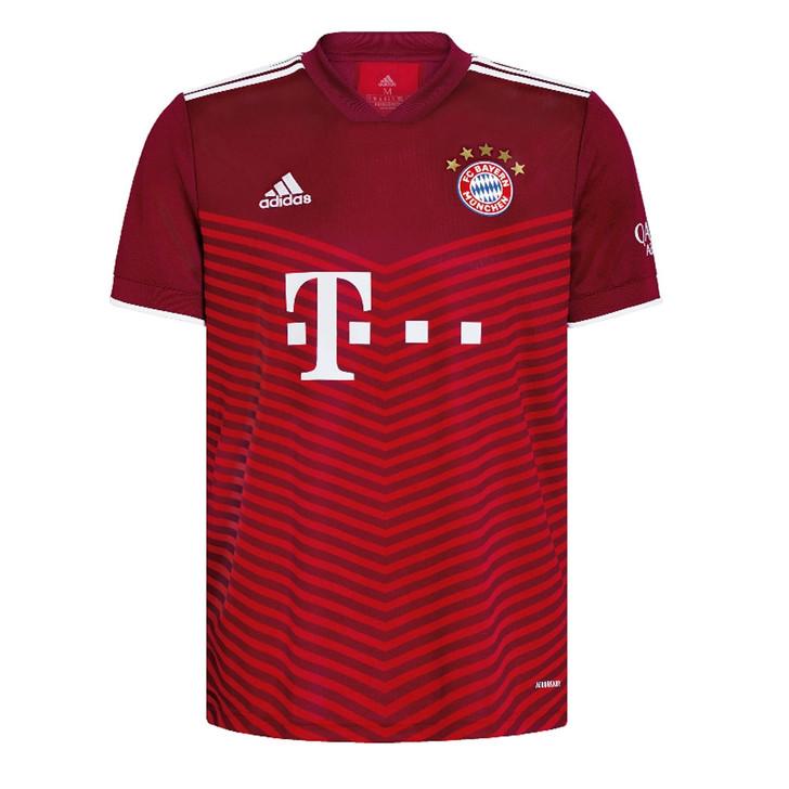 Adidas Men's Bayern Munich Replica Home 21/22 Jersey- GM5313