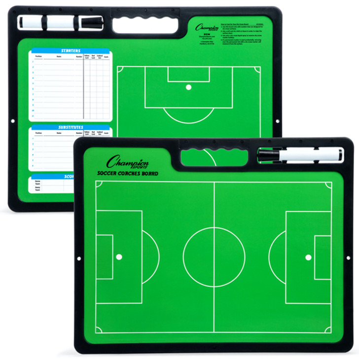 Champion Sports Soccer Coaches' Board XL (101221)