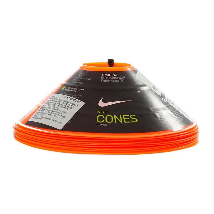 Nike Cones 10 Pack - Orange (101421)