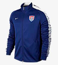 d598096f54 Nike USA Authentic N98 Track Jacket - Blue SD (6318) - ohp soccer