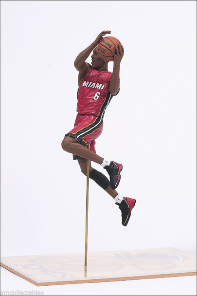 McFarlane NBA 3 - Miami Heat - Eddie Jones - Figure