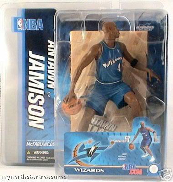 Antawn Jamison (Washington Wizards) NBA 9 McFarlane