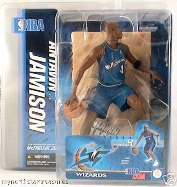 Antawn Jamison (Washington Wizards) NBA 9 McFarlane