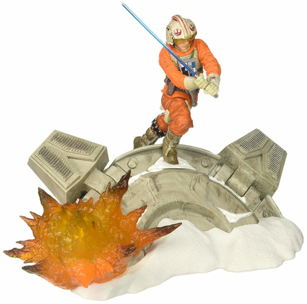 Star Wars The Black Series Centerpiece Statue Luke Skywalker