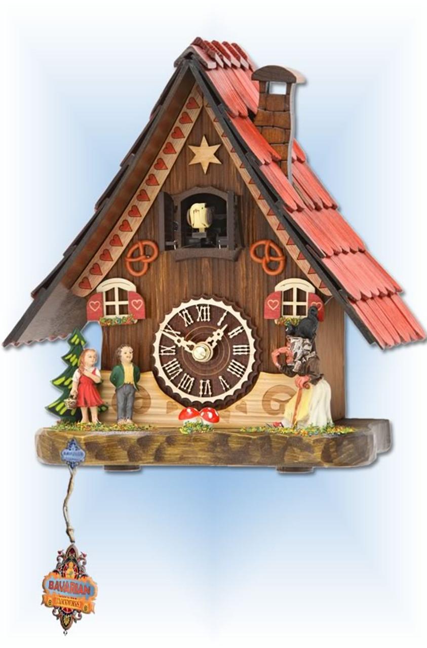 Cuckoo Clock 501 Qm Fairytale By Trenkle On Sale