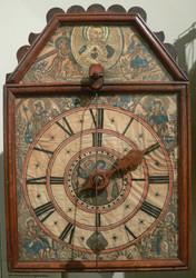 Hand Carved Clocks