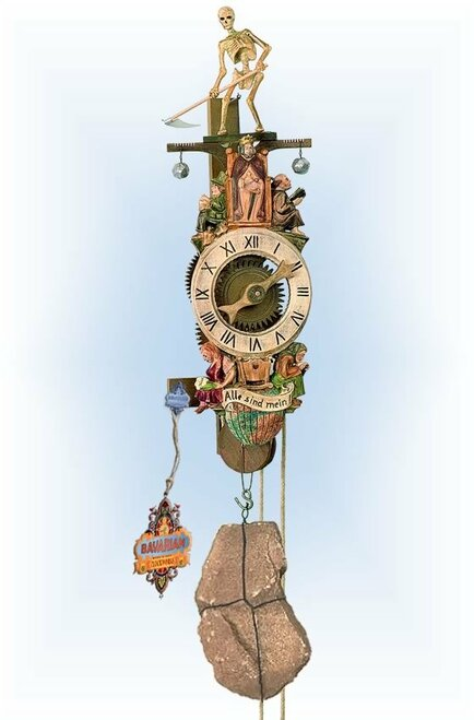 """Rombach & Haas Medevil Reaper 
