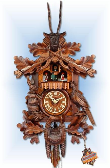 Hunters 1 day musical cuckoo clock