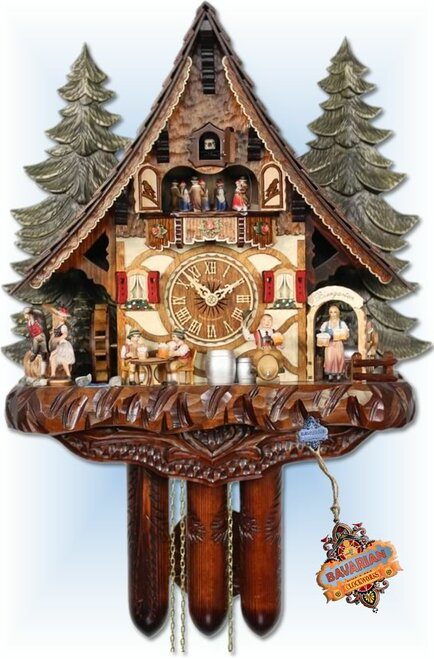 """Willy The Brewmeister by Adolf Herr 