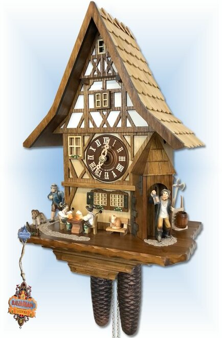 Night Watchman | Cuckoo Clock | by Schneider
