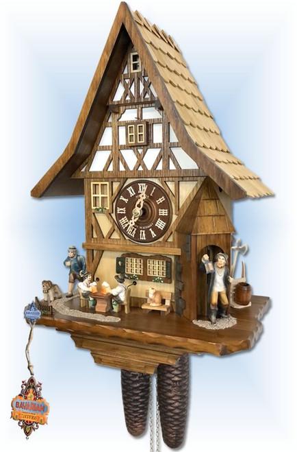 Night Watchman | Cuckoo Clock | by Schneider