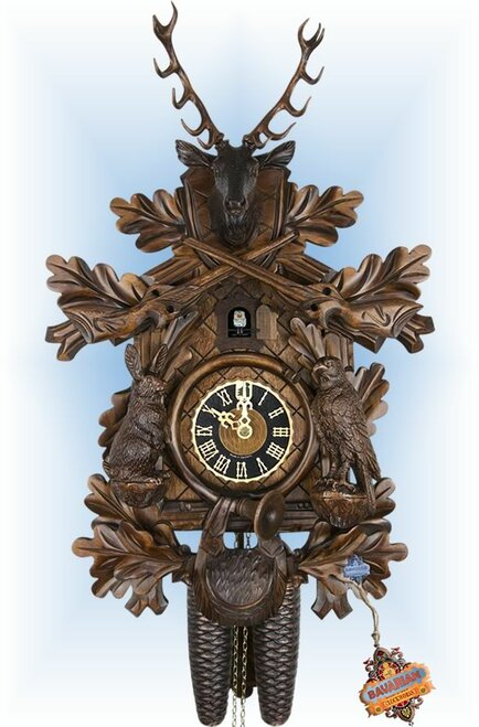 Rabbit Hunter II | Cuckoo Clock | by Hones | 8 Day