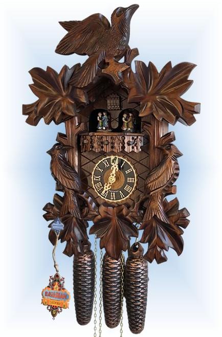 Seven Leaf Classic 16'' Cuckoo Clock
