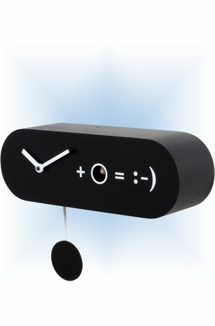 Cuckoo Clock modern style Formula by Progetti - right