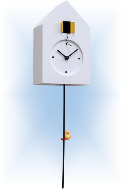 Cuckoo Clock modern style Freebird Tarzan by Progetti - left