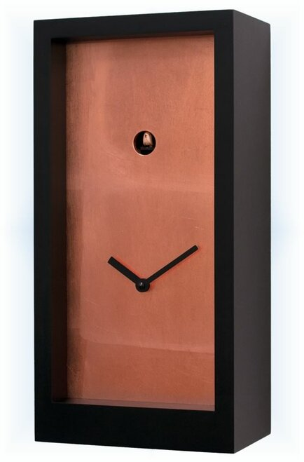 Cuckoo Clock modern style Fort Knox by Progetti - right