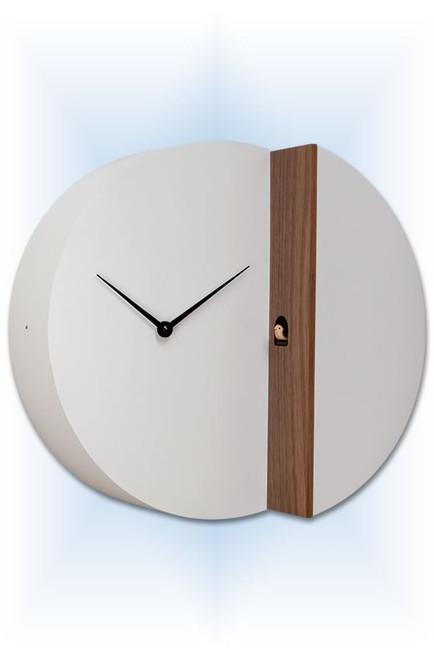 Cuckoo Clock modern style Peek-A-Koo by Progetti - left