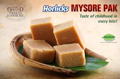 Horlicks Mysore Pak - 500 gms